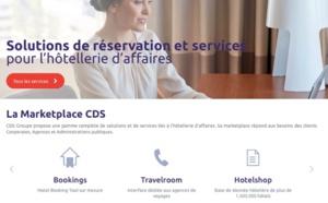 """CDS veut devenir le """"Trivago du voyage d'affaires"""""""