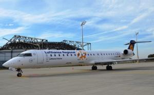 Lufthansa ouvre une ligne Strasbourg - Munich dès le 9 avril 2019