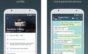 Whatsapp Business : une application pour automatiser les échanges avec ses clients