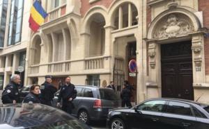 Tchad: Saccage de l'ambassade parisienne