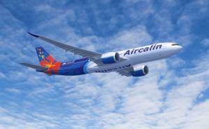 Nouvelle-Calédonie : la Premium Economy débarque sur Aircalin