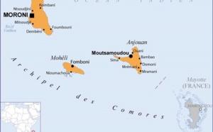 Comores : le Quai d'Orsay recommande de reporter les déplacements