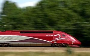 Thalys bat de nouveaux records en 2018