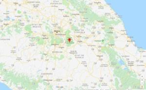 Mexique : le volcan Popocatépetl est entré en éruption