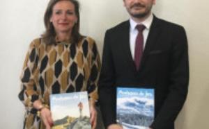 Véronique Baude devient présidente des Montagnes du Jura