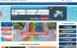 Locatour : vacances de Pâques et Ponts de mai représentent 29% des ventes France
