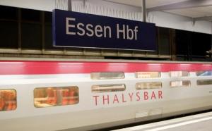 Thalys : Düsseldorf, Duisburg et Essen au départ de Paris
