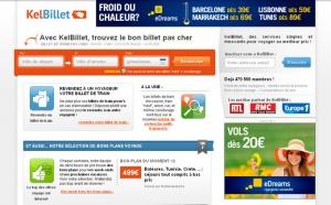 """Kelbillet.com :""""Nous venons de lancer un comparateur multi-transports"""""""
