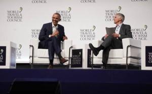 Barack Obama invité d'honneur du World Travel and Tourism Council