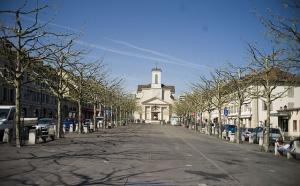 Genève : le quartier de Carouge tend la main à Nice