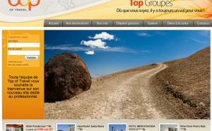 Top of Travel lance un nouveau site dédié aux groupes