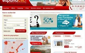 Travelfactory : Espanaclic.com affiche une croissance de 67%