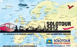 Groupes : Solotour lance son site BtoB et sa brochure 2012