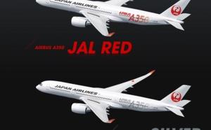 Japan Airlines :  le 1er A350-900 entrera en service le 1er septembre