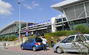 Aéroport de Rennes : coup d'envoi des travaux d'aménagement des parkings
