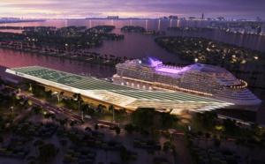 MSC Croisières dévoile son projet de nouveau terminal de croisière à Miami