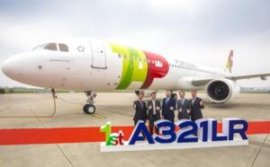 TAP Air Portugal a reçu son premier A321 Long Range