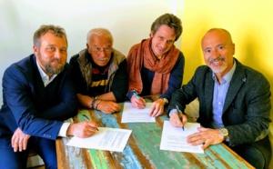 Palmes du Tourisme durable : signature de la convention ATR/TourMaG.com/ATD