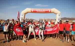 Marathon des Sables : 43 finishers pour l'équipe Terres d'Aventure