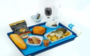 Air Caraïbes : deux menus basque et breton montent à bord !