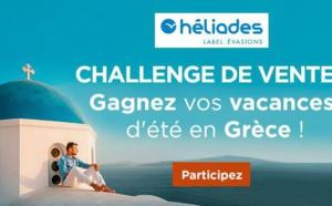 Challenge de ventes : Héliades vous fait partir en Grèce cet été