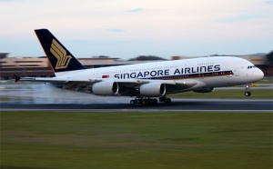 Singapore Airlines desservira Francfort et New York en A380