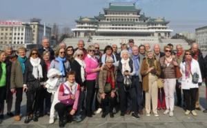 Corée du Nord : les seniors du tourisme passent «la dernière frontière»
