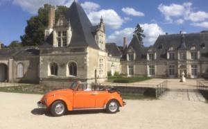Val-de-Loire : un rallye vintage autour des Châteaux de la Loire