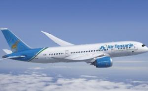 TAL Aviation représente Air Tanzania en France