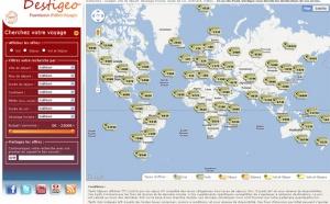 Opodo lance son moteur de recherche de voyages