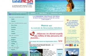 TahitiRésa.com, une nouvelle centrale hôtelière sur la Polynésie Française