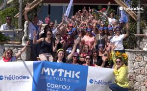 Mythic Tour Héliades à Corfou : troisième journée de découverte pour les 150 professionnels du voyage