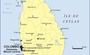 Sri Lanka : le SETO recommande l'annulation des départs