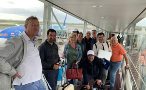 Golf : une team de pros du tourisme décolle pour la Californie Cup 2019