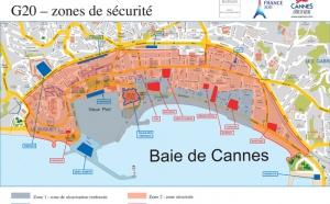 Cannes : le G20 rapportera davantage en termes d'image que de retombées touristiques