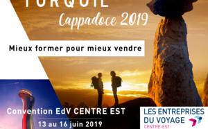 EDV Centre Est : la convention aura lieu en Cappadoce