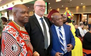 "Open sky africain : Derek Hanekom, ministre du tourisme est ""optimiste""..."