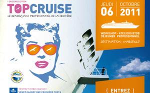 Top Cruise : le salon de la croisière s'ouvre aujourd'hui à Marseille