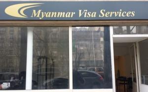 Myanmar : fermeture définitive du centre de visa parisien