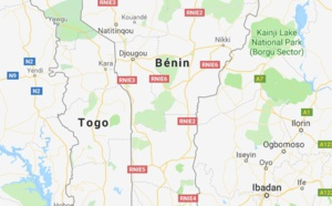 Bénin : disparition de deux touristes français et de leur guide
