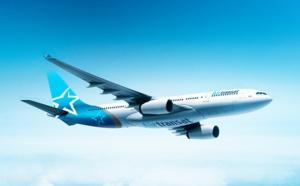 Air Transat reçoit son premier A321neoLR