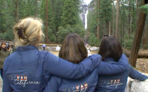 Vac Fab California 2e édition : Day 4, Visite du parc national de Yosemite