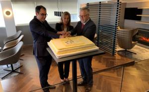 Aéroport Paris CDG : Star Alliance dévoile son nouveau lounge rénové