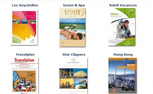 Dématérialisation : les brochures papier ont reculé de 40% en l'espace de 3 ans !