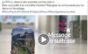 Pérou : une nouvelle campagne de com' pour attirer les touristes européens et sud américains