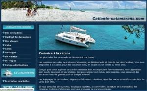 Catlante-Catamarans : le come back de l'insubmersible J.-P. Siméon (ex-Switch) !