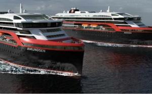 Brochure 2020/21 : Hurtigruten programme 25 départs avec accompagnateur français