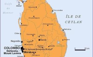 Sri Lanka : le SETO recommande toujours de reporter les séjours