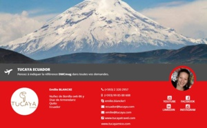 Tucaya Ecuador débarque sur DMCMag.com