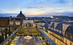 Luxe : le Mandarin Oriental Paris inaugure ses suites